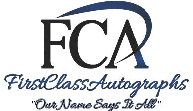 First Class Autographs